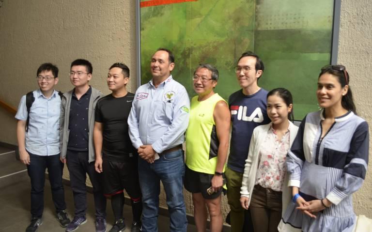 Empresarios chinos vienen a Delicias Chihuahua