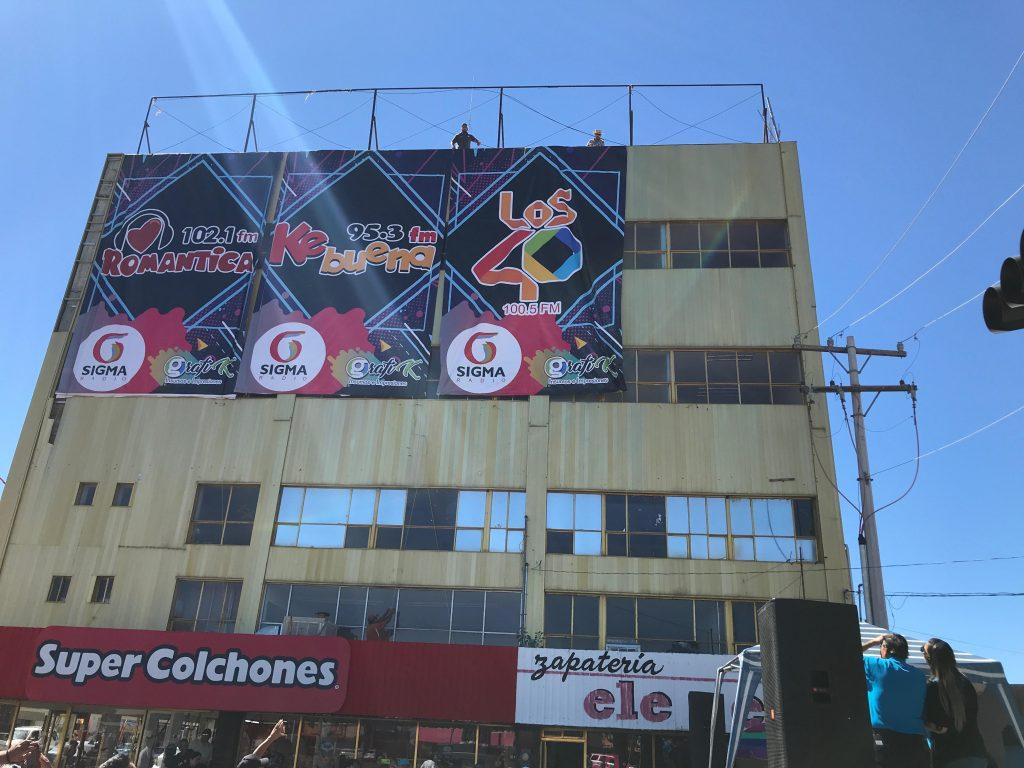 Los 40 Delicias 100.5