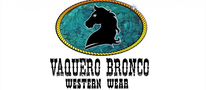 Vaquero bronco Western wear