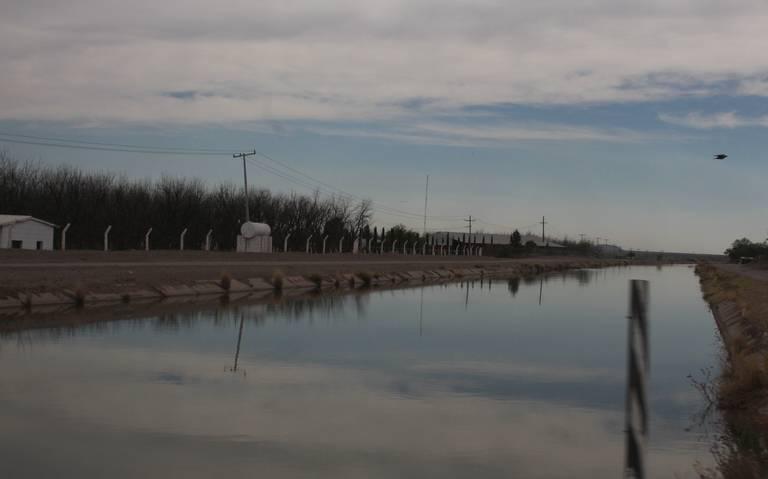 Canal principal San Pedro