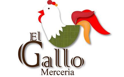Mercería y jugueteria El Gallo