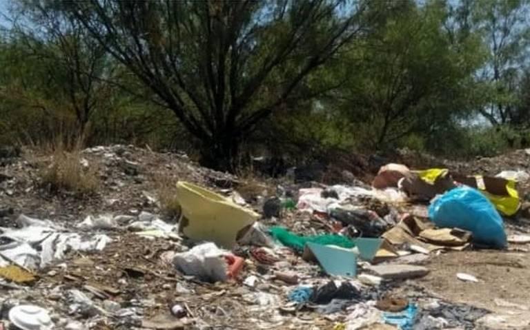 Basurero clandestino-- cortesìa Comitè de Ecologìa (1)