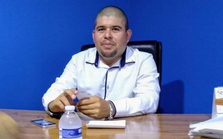 Raúl Vázquez Chavarría, presidente del Módulo 7 - copia