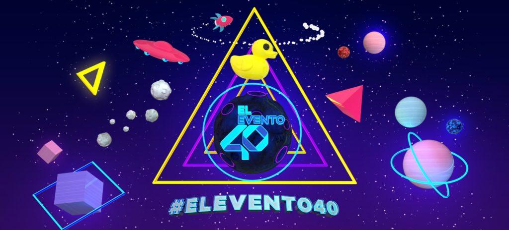 Evento 40